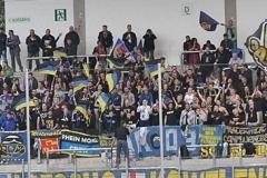 1.Runde: TuS - Dynamo Dresden (2:3) in Zwickau