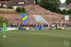 1.Spieltag: Hertha Wiesbach - TuS (0:2)
