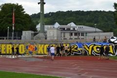1.Spieltag: TuS - Kickers Offenbach (0:2)