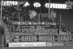 1.Spieltag: Waldhof Mannheim - TuS (3:0)