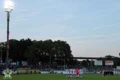 10.Spieltag: TuS - SV Elversberg (1:1)
