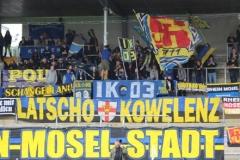 11.Spieltag: Hoffenheim II - TuS (0:2)