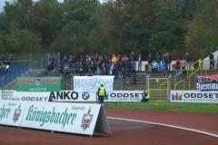 11.Spieltag: TuS - FC Augsburg (1:0)