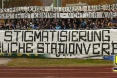 11.Spieltag: TuS - MSV Duisburg (0:3)