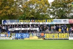 13.Spieltag: Hassia Bingen - TuS (1:4)