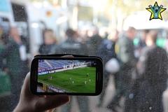13.Spieltag: Waldhof Mannheim - TuS (2:2)