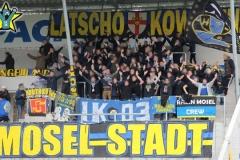 15.Spieltag: Sonnenhof Großaspach - TuS (1:0)