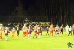 16.Spieltag: TSV Steinbach - TuS (1:2)
