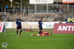 16.Spieltag: TuS - Hoffenheim II (1-2)