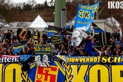 16.Spieltag: TuS - SV Sandhausen  (3:=