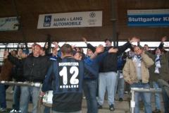 17.Spieltag: Stuttgarter Kickers - TuS (3:3)