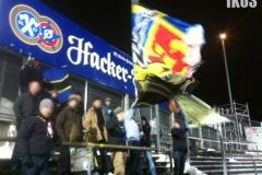 19.Spieltag: Jahn Regensburg - TuS (0:2)