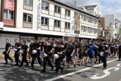 2.Spieltag: FC Homburg - TuS (2:0)