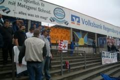 2. Spieltag: Jahn Regensburg - TuS (2:1)