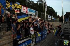 2.Spieltag: Stuttgarter Kickers - TuS (1:1)