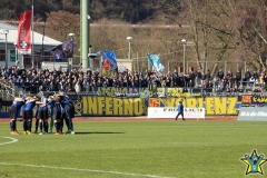 20.Spieltag: TuS - FSV Jägersburg (4:1)