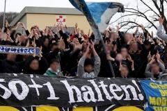 21.Spieltag: TuS - Hessen Kassel (0:1)