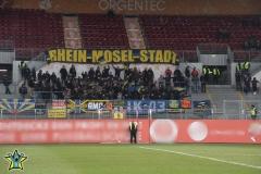 23.Spieltag: TuS - FSV Mainz II (1:3)