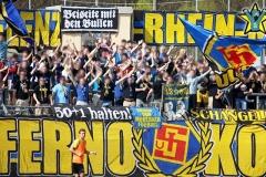 26.Spieltag: TuS - TSC Zweibrücken (1:2)