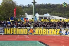 27.Spieltag: TuS - Eintracht Trier (2:0)