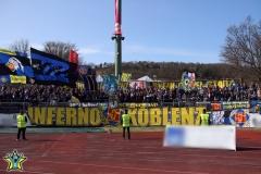 28.Spieltag: TuS - Waldhof Mannheim (0:1)