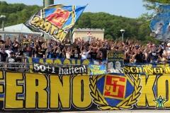 29.Spieltag: TuS - Waldhof Mannheim (0:2)