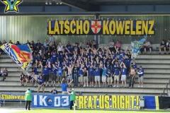 3.Spieltag: Borussia M`gladbach - TuS (2:0)