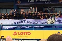 33.Spieltag: TuS - FK Pirmasens II (3:0)