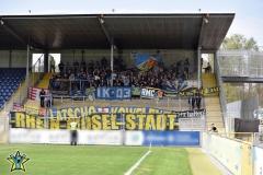 34.Spieltag: Hoffenheim II - TuS (2:2)