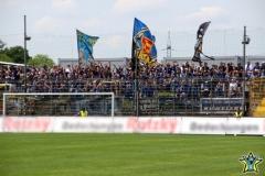 38.Spieltag: SV Elversberg - TuS (0:4)