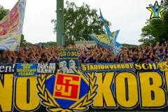 38.Spieltag: TuS - Jahn Regensburg (0:2)