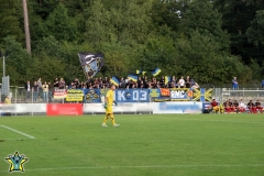 7.Spieltag: Astoria Walldorf - TuS (2:2)