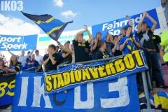 7.Spieltag: SpVgg Unterhachingen - TuS (1:1)