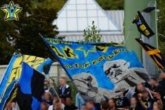 8.Spieltag:  TuS -Leverkusen II (1:1)