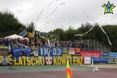 9.Spieltag: TSC Zweibrücken - TuS (1:1)