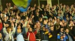 Achtelfinale: Hoffenheim - TuS (4:0)