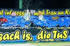 Achtelfinale: TuS - FC Kaiserslautern (1:4)