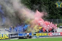 Testspiel: Sportfreunde Siegen - TuS Koblenz